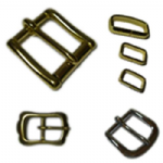 Plain Formal Belt Buckles and Loops
